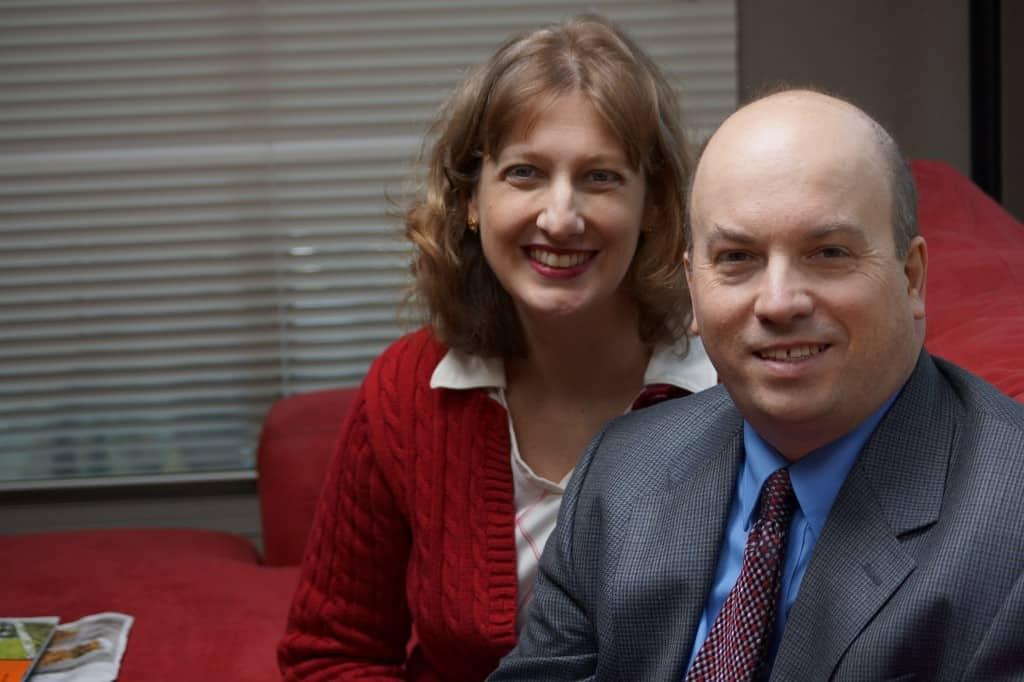 John Paduchak, Andrea Paduchak